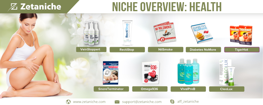 Niche Overview – HEALTH