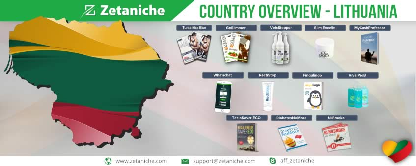 Country overview: Lithuania