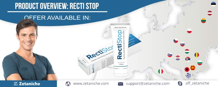Product overview: Recti Stop